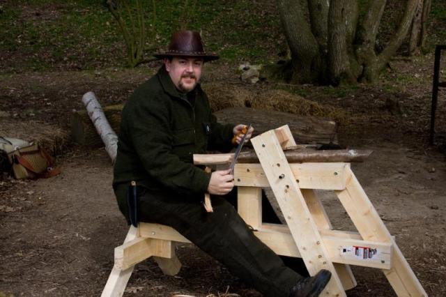 Champion the Lumber Horse Lumber-horse